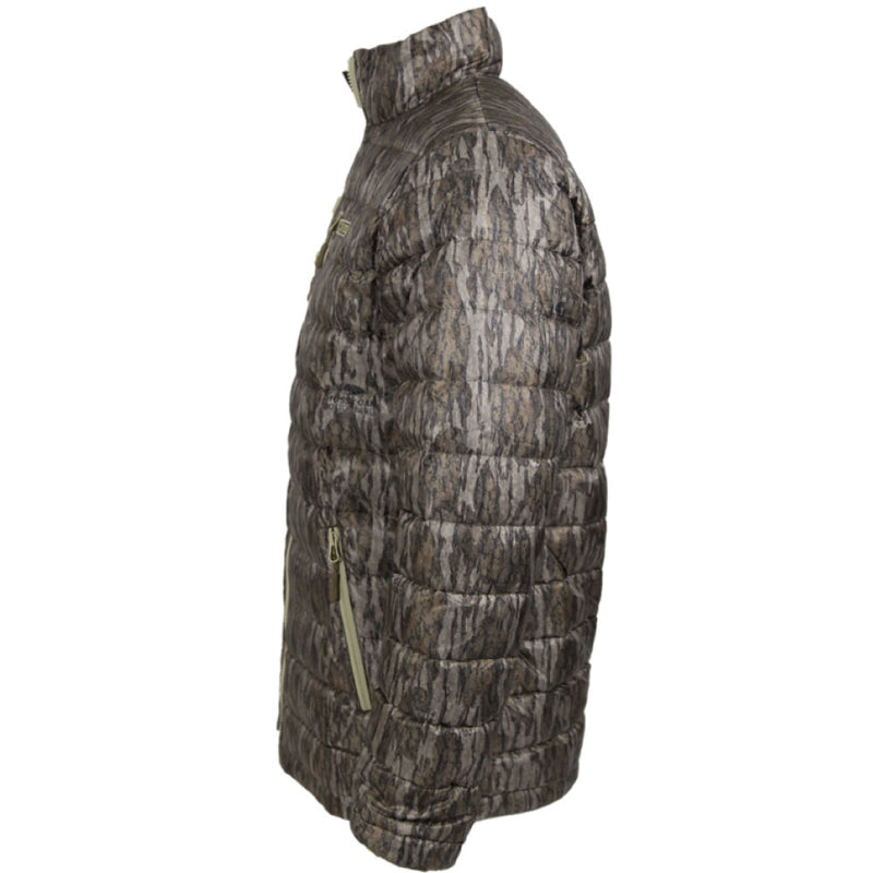 Tundra Down Jacket : Bottomland
