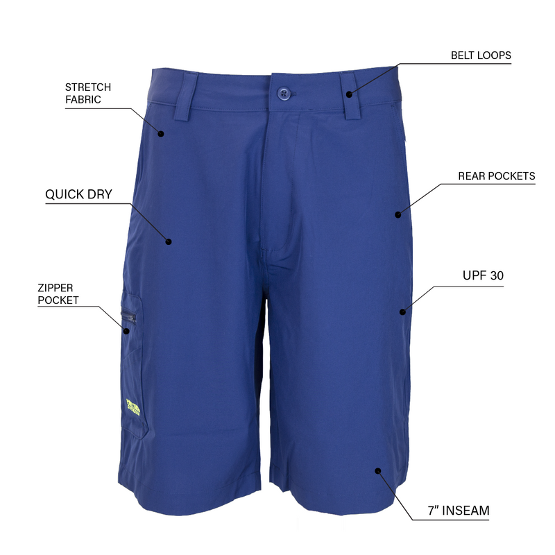 Wanderer Short - Navy