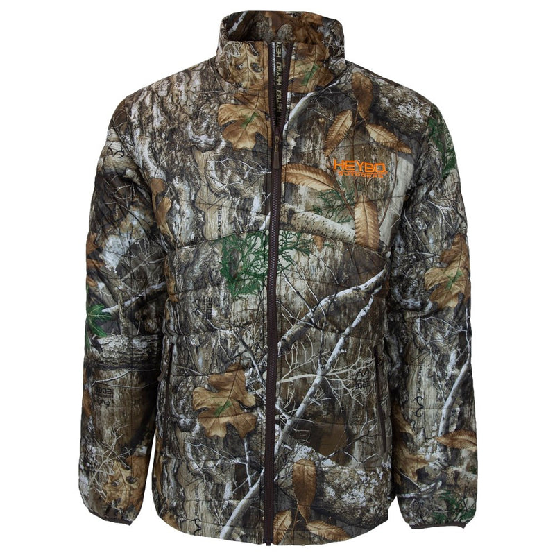 Tundra Down Jacket- Realtree Edge
