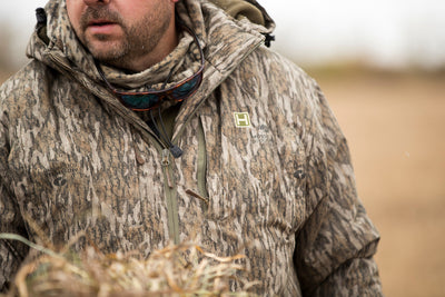Expedition Jacket : Bottomland