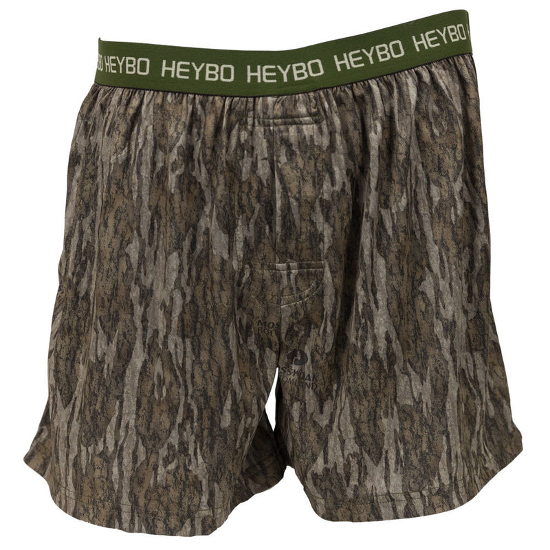 Bottomland Camo Performance Boxers