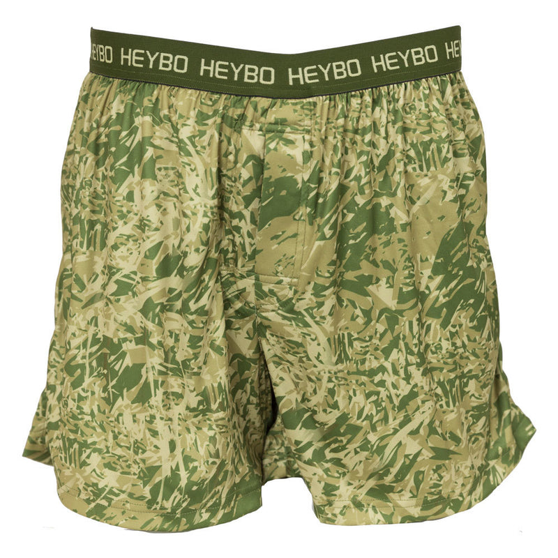 Olive Shard Performance Boxers