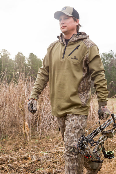 Outlaw Hoody : Olive|Bottomland