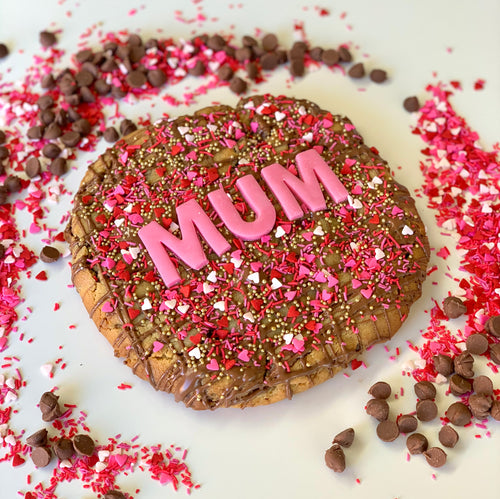 Mother's Day Giant Choc Chunk Cookie