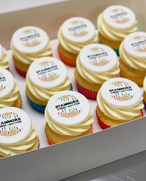 Design Your Cupcake - CORPORATE