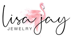 Lisa Jay Jewelry Flamingo Logo