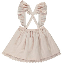 Load image into Gallery viewer, Bebe Organic Ingrid Skirt - Old Pink/Taupe 12M, 18M, 2Y, 3Y