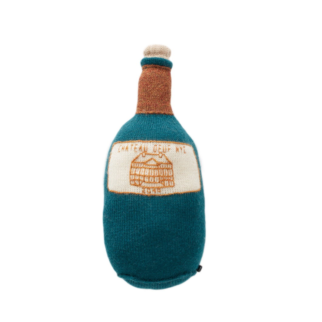 OEUF NYC Bottle- Teal/ Multi