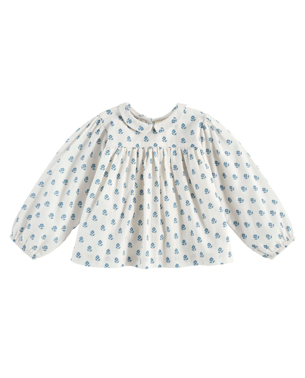 Little Cotton Clothes Emma Blouse - Upsy Daisy Floral - 2-3Y, 4-5Y