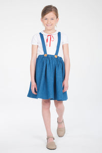Milou&Pilou The Skirt - Denim 2Y