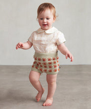 Load image into Gallery viewer, Oeuf Cap Sleeve Top - Gardenia - 18-24M, 2-3Y