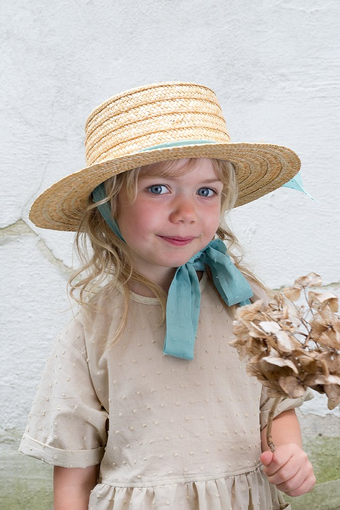 Frou Frou The Day Dress - Sand 2Y, 6Y