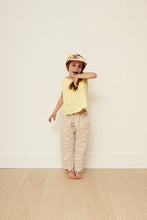 Load image into Gallery viewer, Yellow Pelota Laka Pants - Natural 3Y, 4Y, 6y