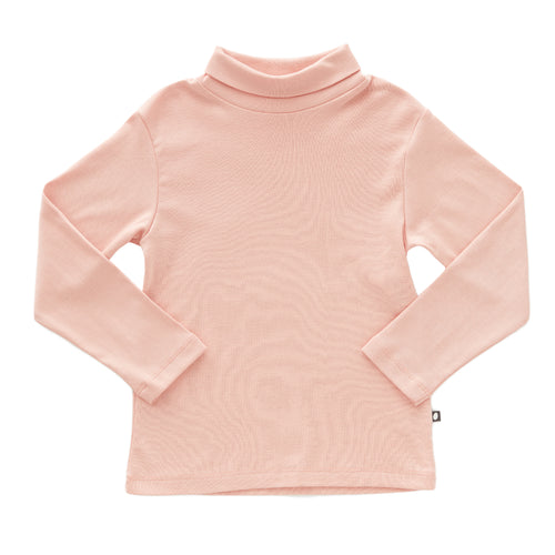 OEUF NYC Turtleneck - Pink 18M,2Y