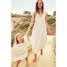 Load image into Gallery viewer, Louise Misha Organic Almas Dress - Cream