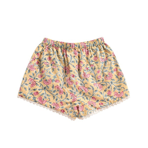 Louise Misha Shorts Vallaloid - Lemon Flowers