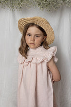 Load image into Gallery viewer, Bebe Organic Cristina Dress - Rose 3Y,4Y