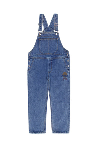 Jelly Mallow Petit Jelly Denim Overall