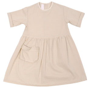 Frou Frou The Day Dress - Sand