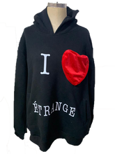 Load image into Gallery viewer, I HEART ÉTRANGE PULLOVER