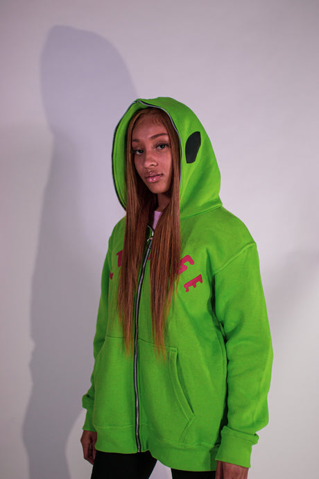 MARTIAN FULL ZIP JACKET
