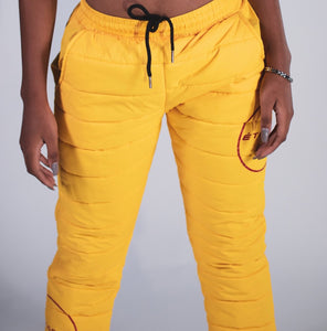 SKI TEAM PANT (YELLOW)