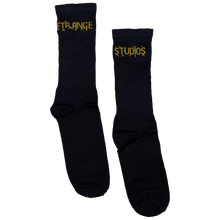 Load image into Gallery viewer, BLACK SPARK LOGO SOCKS