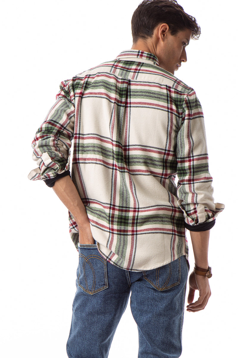 TONY FLANNEL SHIRT