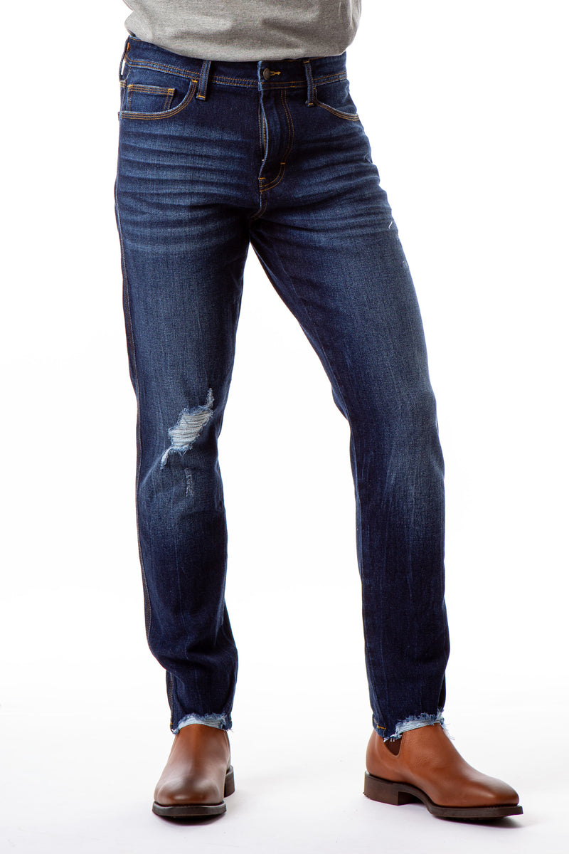 BRAD ATHLETIC SLIM FIT JEANS