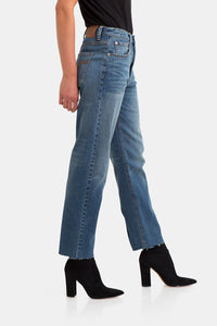 Heather Straight Leg Jean