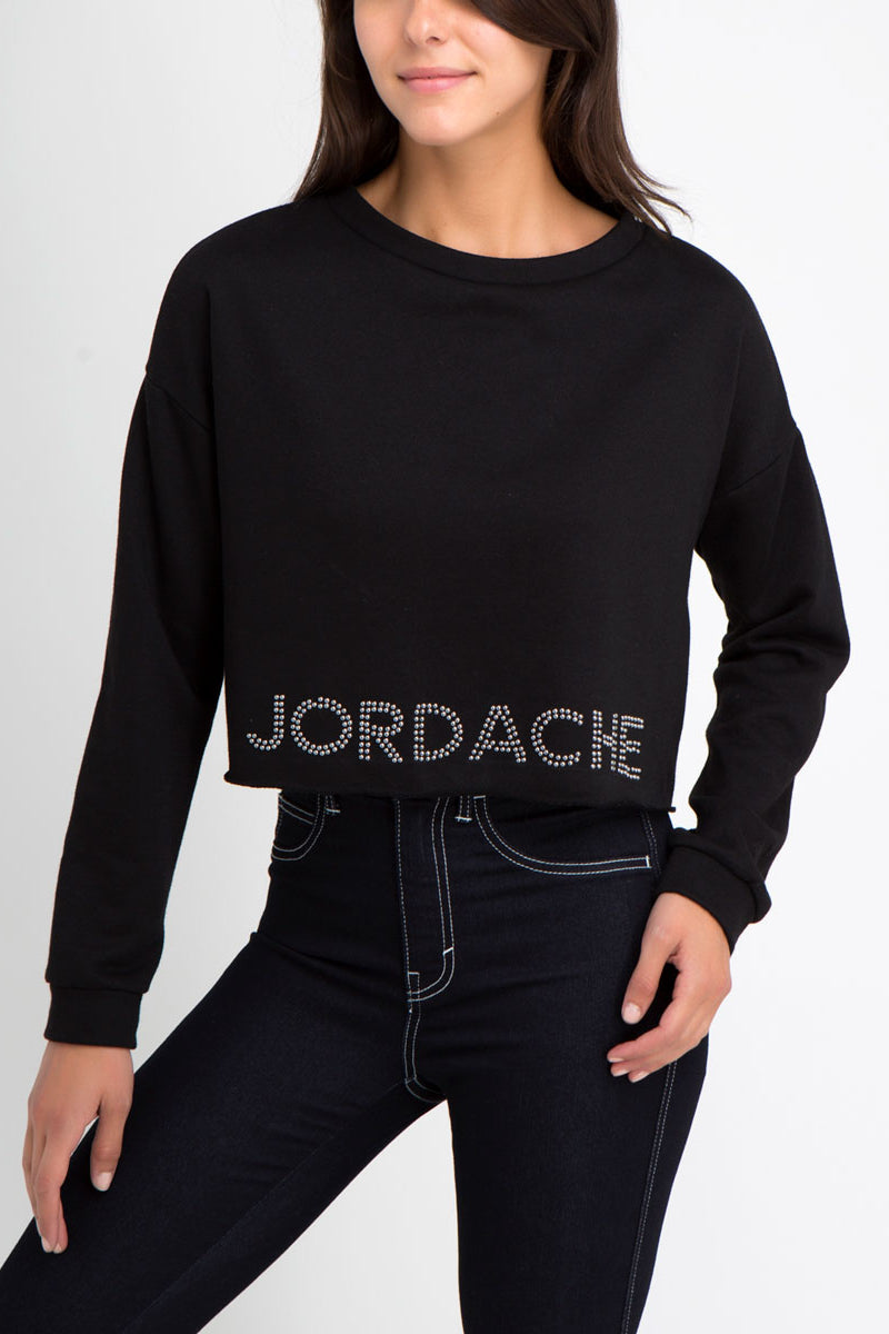 Bow Back Sweatshirt