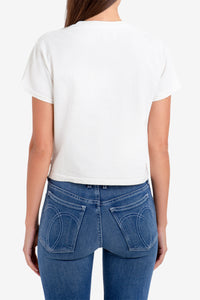 SUN YOUR BUNS CROPPED T-SHIRT