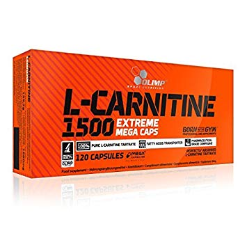 Olimp L-Carnitine 1500 Extreme Mega Caps | Fat Loss | Pegasus Nation