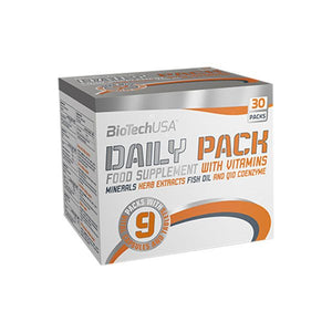 Daily Pack by Biotech USA - Vitamins & Minerals | Pegasus Nation