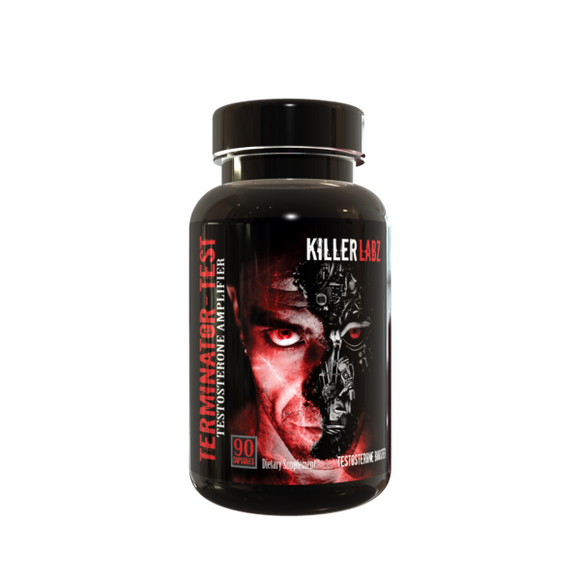Terminator Test Booster | Testosterone Booster | Pegasus Nation