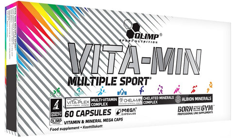 Daily Pack by Biotech USA - Vitamins and Minerals