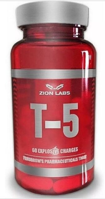 T5 Fat Burner | Zion Labs T5 | Best Fat Burner 2019 | Pegasus Nation