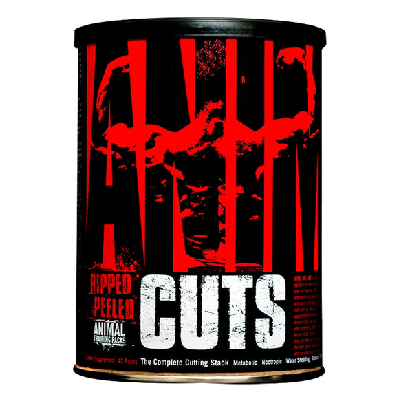 Animal Cuts 42 Pak - Best Fat Burner on the market - Pegasus Nation
