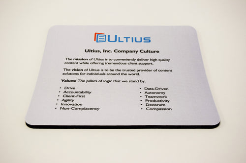 Ultius mouse pad