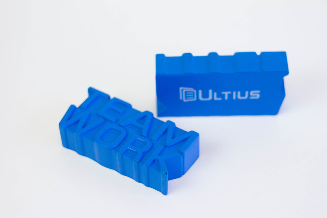 Ultius Branded TEAMWORK Stress Reliever
