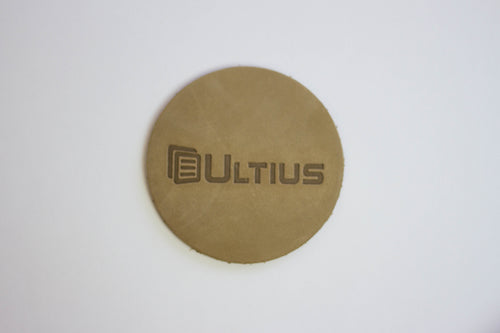 Ultius Branded Coaster