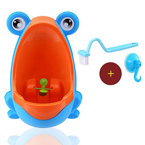 Funny Frog Urinal Toilet for little Boy - Southern Heritage