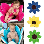 Newborn Baby Bathtub-Sunflower Cushion Mat - Southern Heritage