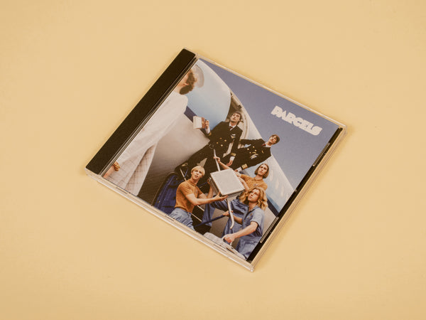 Parcels Debut Album CD