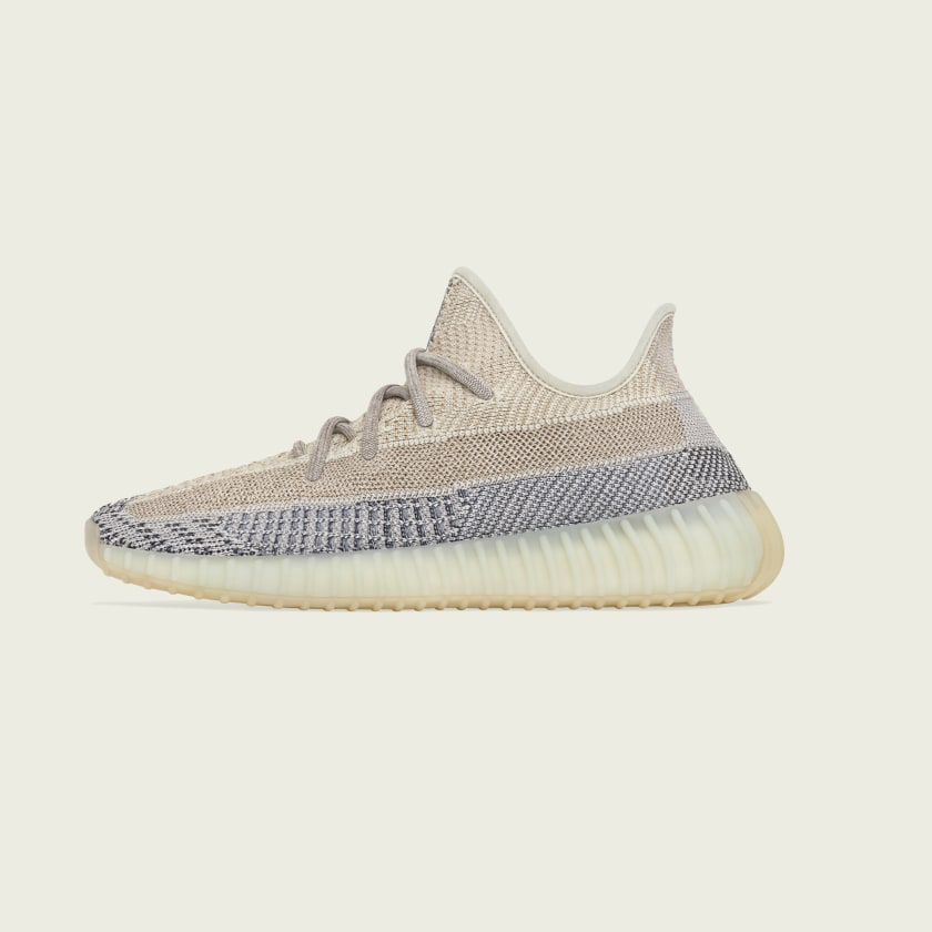 Yeezy Boost 350 v2 Ash Pearl Slots