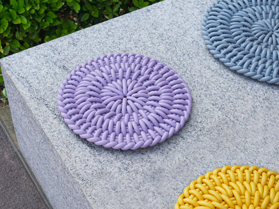 Lavender Seat Cushion