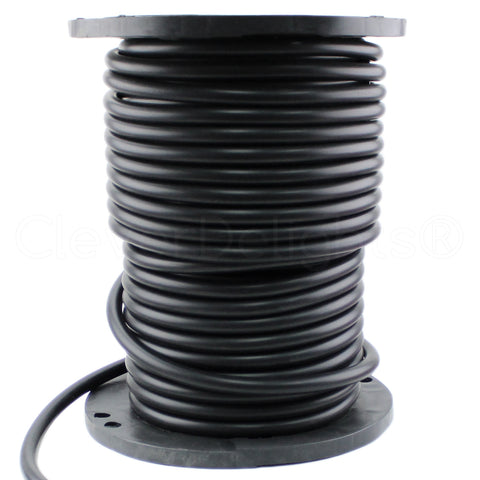 "Solid Buna Rubber Cord - 3/4"" (19.1mm)"