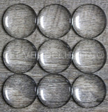 "25mm (1"") Round Glass Cabochons"