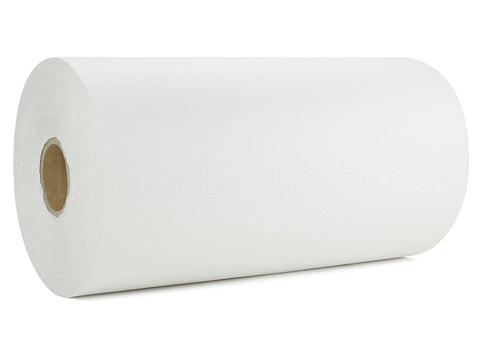 "White Tissue Paper Roll - 5200' x 20"" Wide"