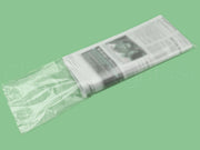"Newspaper Bags - 6"" x 19"" - 0.8 Mil - Clear"